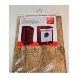Funda lavadora ambit carga frontal madera media