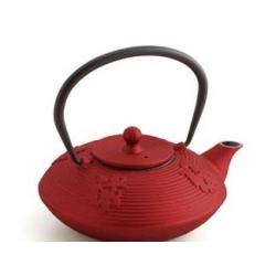 Tetera de hierro colado 80 cl pekin con filtro
