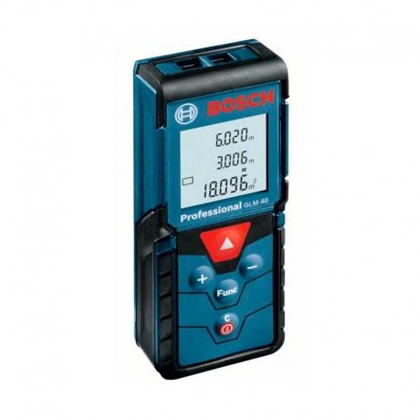 Medidor laser bosch glm 40