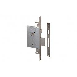 Cerradura seguridad cisa 57255 60 mm niquelada
