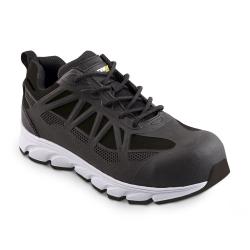 Zapato seguridad workfit arrow negro talla 45
