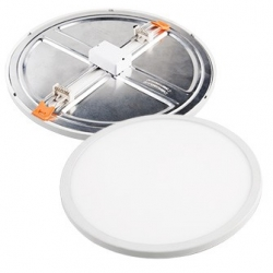 Downlight led ajustable matel 15w luz fria