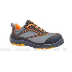 Zapato seguridad panter nairobi s3 naranja talla 36