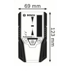Receptor para nivel laser bosch lr 6 profesional296176