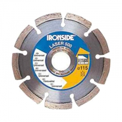 Disco de diamante ironside laser 500 115 mm