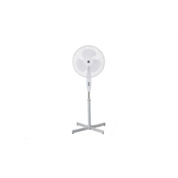 Ventilador de pie box plus 40 cm 45w blanco