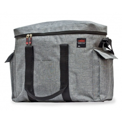 Nevera flexible valira 22 l gris stone