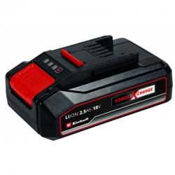 Bateria 18 v 2,5 ah y cargador rapido einhell298108