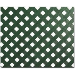 Panel decorativo nortene privat verde 100x200 cm