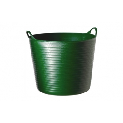Cubo flexible tubtrugs 75l verde multiusos