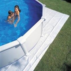 Manta protectora piscina gre mpr400
