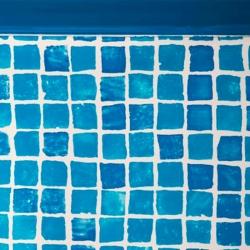 Liner gre fpr457 gresite piscina redonda 460x132 cm