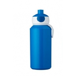 Botella pop-up campus rosti mepal 400 ml azul
