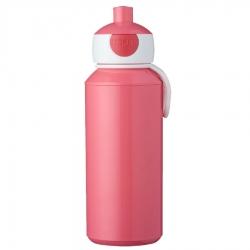 Botella pop-up campus rosti mepal 400 ml rosa