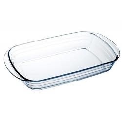Fuente horno de vidrio ocuisine rectangular 40x27cm