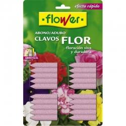Abono clavos para flores flower 20 unidades