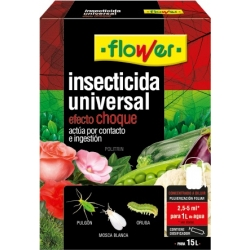 Insecticida uniersal flower para diluir 50 ml