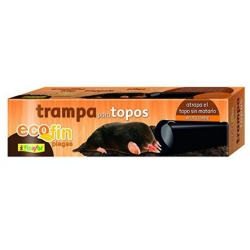 Trampa mecanica topos flower