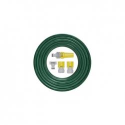 "Manguera jardin green 5/8"" 20 m con accesorios"