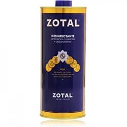 Limpiador desinfectante fungicida zotal1 kg