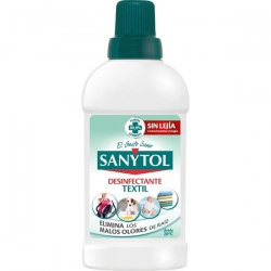 Limpiador desinfectante ropa sanytol 500ml