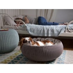 Cama perro keter cozy pet bed302657
