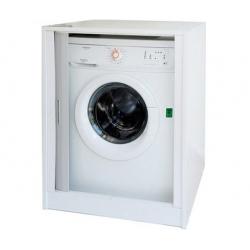 Mueble lavadora garofalo 90,5 x 70,5 x 59,5 cm puerta corredera