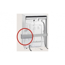 Mueble lavadora garofalo 90,5 x 70,5 x 59,5 cm puerta corredera303089