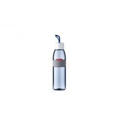 Botella para agua ellipse 500 ml azul denim nordico