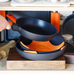 Protector multiusos de silicona naranja bra safe 24 cm305581