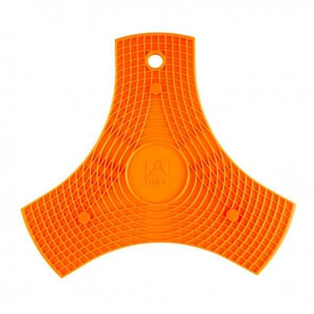 Protector multiusos de silicona naranja bra safe 24 cm