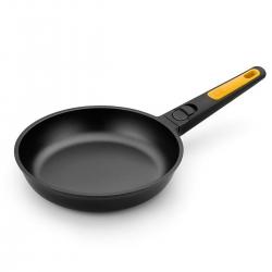 Sarten con mango desmontable bra fast click 24 cm