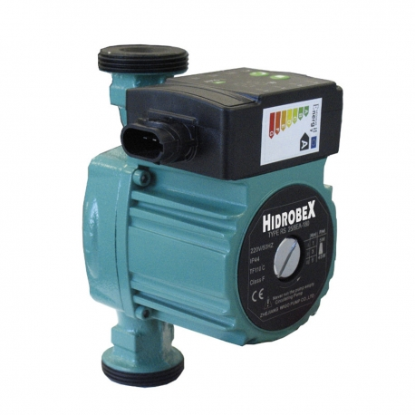 Bomba de agua aceleradora para calefaccion hidrobex rc 25/130