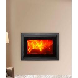 Estufa de leña panadero insert fireplace f-820-s ecodesign