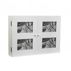 Tapa de contador casa seleccion 4 fotos blanco