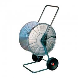 Carro portamangueras maiol metalico 110 - 90 metros