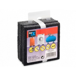 Almohadilla anti-vibracion 3104 inofix negro 4 unidades