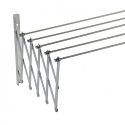 Tendedero extensible sauvic inox18/10 200 cm