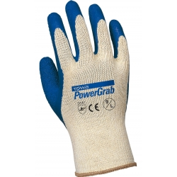 Guante latex poliamida algodon juba power grab 300 talla m-8