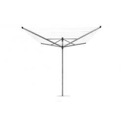 Tendedero plegable brabantia rotary 50 metros liftomatic