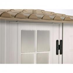 Caseta resina tuscany evo100 beige/taupe310486