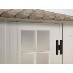 Caseta resina tuscany evo100 beige/taupe310488