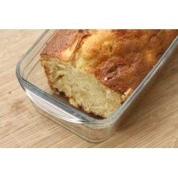 Fuente horno pyrex plum cake 28 cm