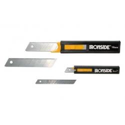 Hoja cutter 10 unidades ironside