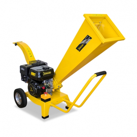 Biotriturador gasolina garland chipper 780 qg-v17