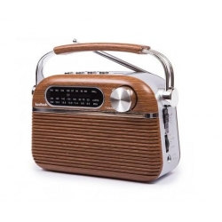 Radio blues kooltech portatil am fm sw