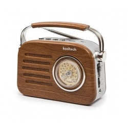 Radio jazz kooltech portatil am fm sw