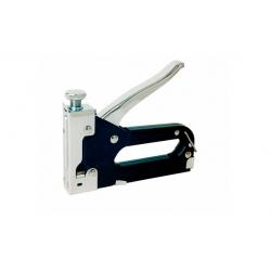 Grapadora petrus metalica para grapas de 6 a 14 mm.