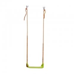 Asiento columpio alco cuerdas verde