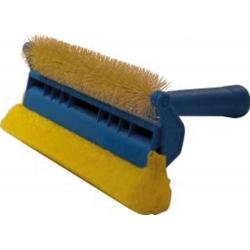 Cepillo limpieza mosquitera dos caras